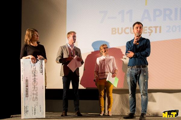 Trofeul NexT 2016 a revenit productiei...