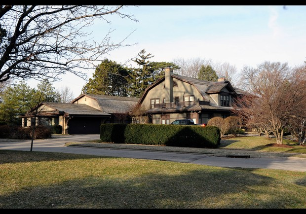 Casa lui Warren Buffett
