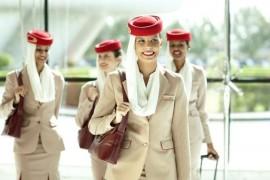 Ce avantaje au insotitoarele de bord de la Emirates?