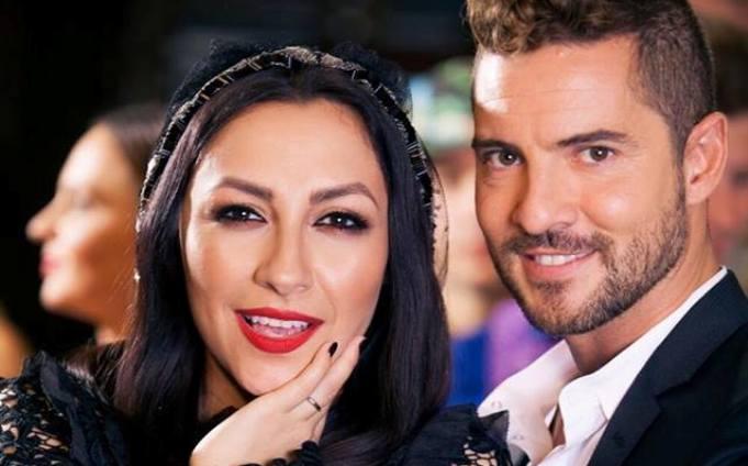 Andra canta in duet cu David Bisbal, maine, la Romanii au talent!