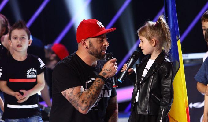 Vedetele canta alturi de copii sau parinti, asta seara, la Next Star!