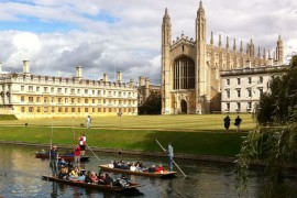 Cambridge ar putea gazdui unul din cele mai scumpe doctorate in business din lume!