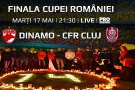 Unde vedem Finala Cupei Romaniei?