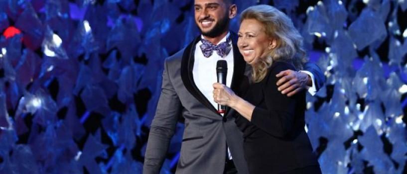 Dorian Popa canta in duet cu mama lui la Next Star Family