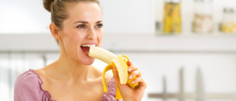 Orice femeie ar trebui sa consume 3 banane pe zi. Iata de ce!