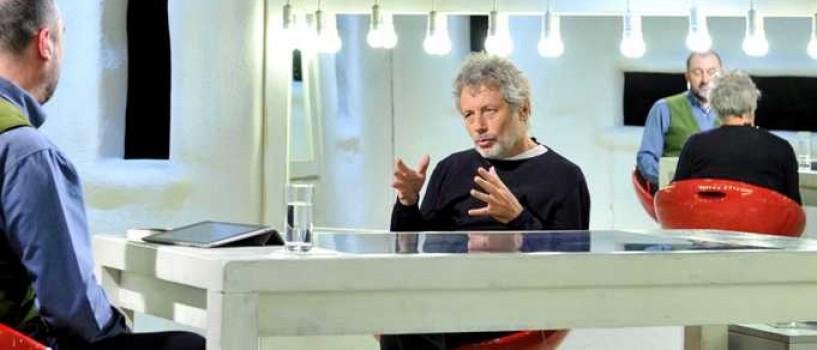 Indragitul scriitor contemporan Alessandro Baricco vine duminica la Garantat 100%!