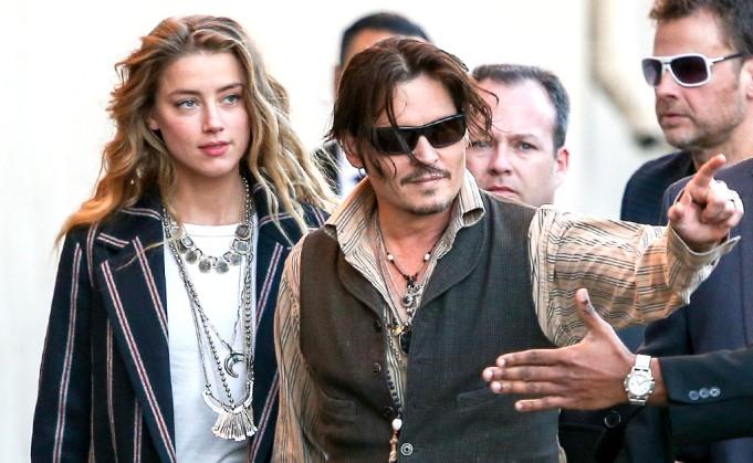 Divort dur intre Johnny Depp si Amber Heard!