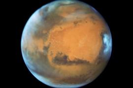 Planeta Marte se afla la cea mai mica distanta fata de Terra din ultimii 11 ani!
