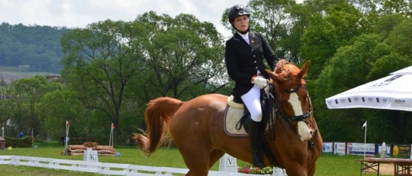 Transylvania Horse Show a bifat un nou record la Concursul International Universitar!