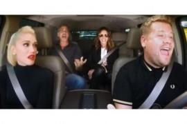 100% fun: Gwen Stefani, George Clooney si Julia Roberts fac karaoke in masina!