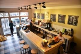 """(P) Dupa succesul primei locatii, """"5togo"""" deschide a doua cafenea in Iasi!"""