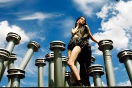 Alexandra Chelaru, protagonista celui mai nou videoclip al trupei britanice James!