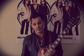 Hollywood Vampires sunt la Bucuresti! Iata ce va transmite Johnny Depp!