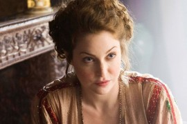 "Josephine Gillan: ""Game of Thrones m-a salvat de prostitutie""!"