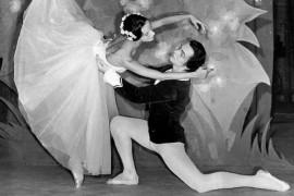 O carte pentru iubitorii dansului clasic: Sergiu Stefanschi – Un artist, un destin, o stea!