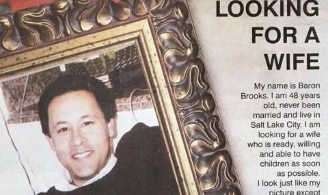 Tatal care a platit o pagina de publicitate intr-un ziar pentru a-i gasi nevasta fiului, le va intervieva pe pretendente!