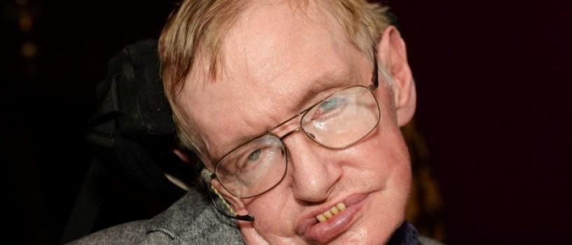 Stephen Hawking: poluarea si prostia sunt cele mai mari amenintari pentru omenire!