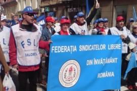 Universitatile membre ale Consortiului Universitaria ameninta cu proteste ca urmare a masurilor privind salarizarea unitara!