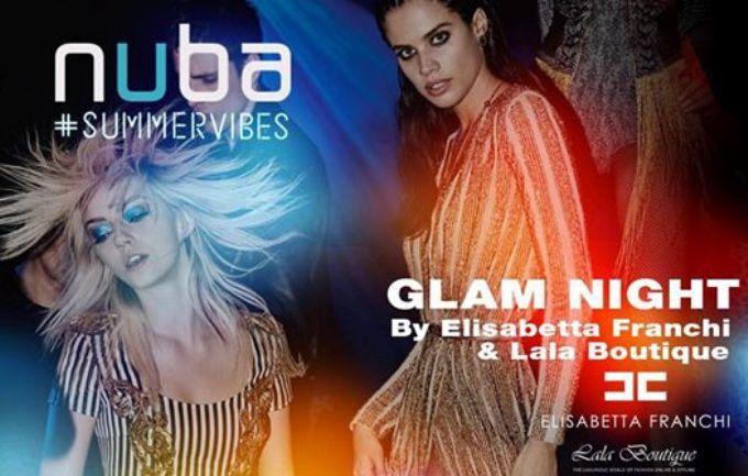 GLAM NIGHT cu ELISABETTA FRANCHI & Lala Boutique la NUBAsummervibes