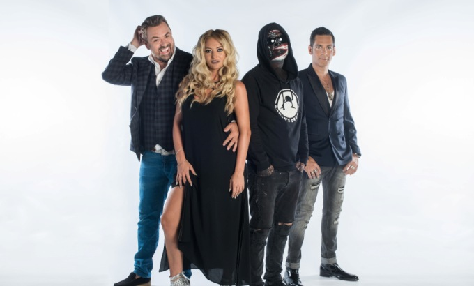 Carla's Dreams se alatura juriului X Factor!