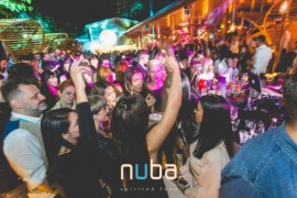 INNA si Carla's Dreams au redefinit distractia aseara in club NUBA!