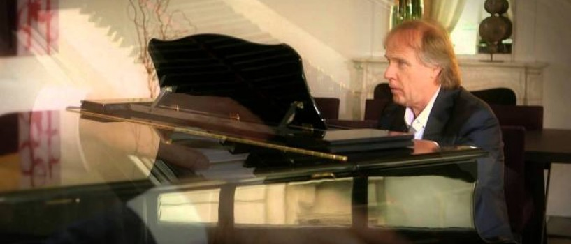 Richard Clayderman sustine un nou concert in capitala alaturi de Orchestra Simfonica Bucuresti!