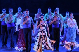 Bilete cu 20% mai ieftine in septembrie la spectacolul Carmina Burana al Ballet Flamenco de Madrid!