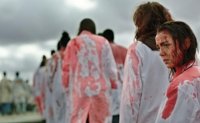 S-a lesinat pe capete la proiectia unui film horror din cadrul Toronto Film Festival!
