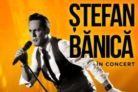 Stefan Banica va invita s-o faceti lata inca o data in cadrul noului sau turneu national!