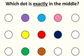Testul culorilor iti va da verdictul: esti mai inteligent decat ceilalti?