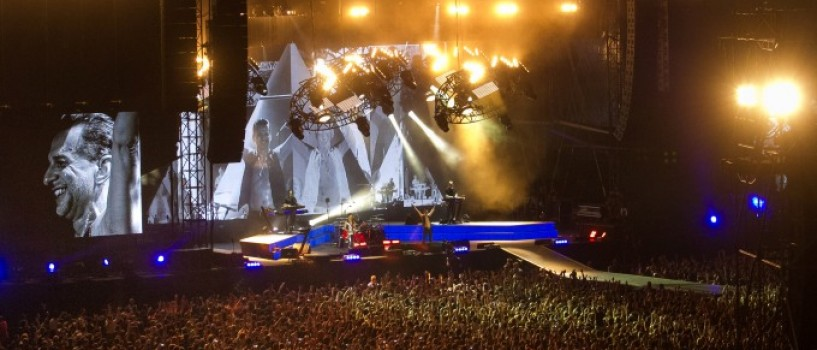 Depeche Mode concerteaza la Cluj Napoca in iulie 2017!