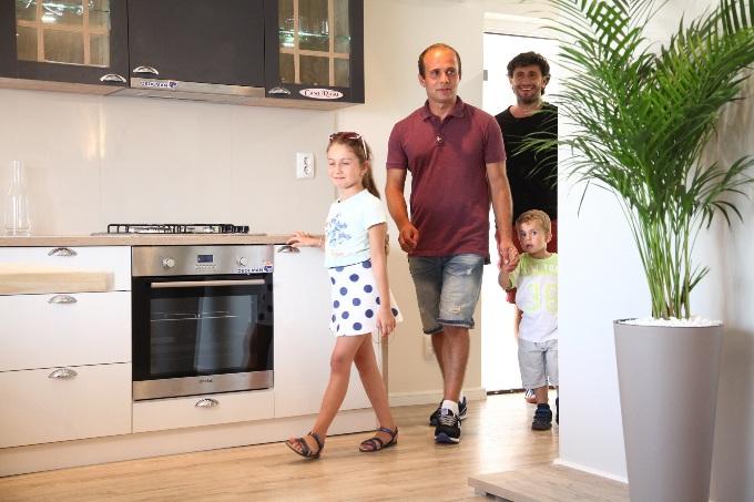 Casa familiei Papuc, o noua renovare marca Visuri la cheie!