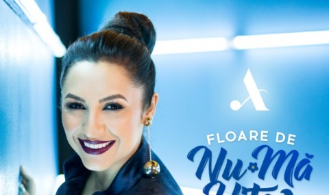Andra a lansat piesa Floare de nu ma uita, realizata in colaborare cu Dorian!