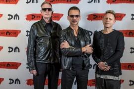 Maine se pun in vanzare biletele pentru concertul Depeche Mode de la Cluj-Napoca