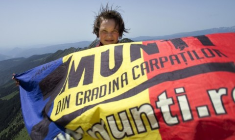 Dor Geta Popescu – cel mai bun palmares mondial in alpinismul feminin sub 18 ani!