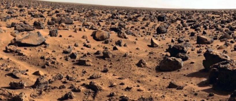 Exista viata pe Marte, arata un studiu bazat pe probe de acum 40 de ani!