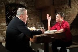 Ana Ularu, intre Tom Hanks si Mircea Dinescu