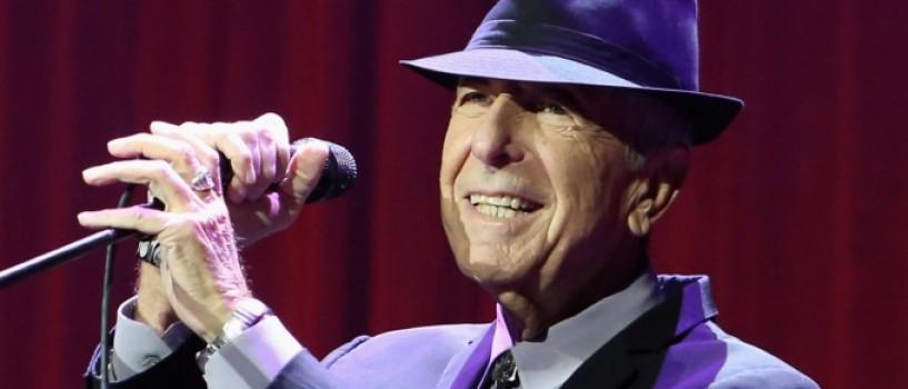 10 lucruri pe care trebuie sa le stii despre Leonard Cohen!