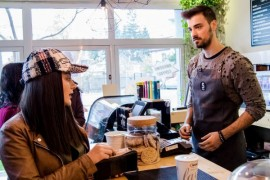"""5togo lanseaza proiectul caritabil """"Barista pentru o zi"""""""