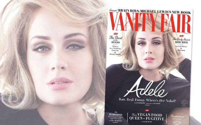 Adele a marturisit ca a suferit de depresie postnatala!