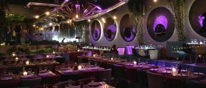 Restaurantul NUBA s-a redeschis in locatia de iarna!
