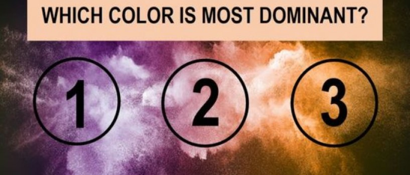Test: Ce culoare are personalitatea ta?
