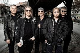 Trupa Deep Purple concerteaza la Bucuresti in cadrul turneului The Long Goodbye!