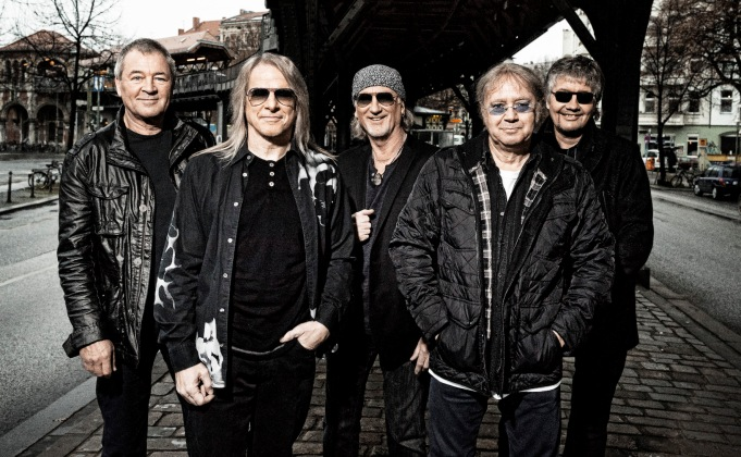 Trupa Deep Purple concerteaza la Bucuresti in cadrul turneului The Long Goodbye!