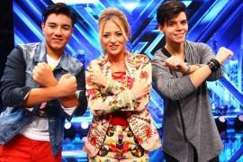 Finalistii X Factor sustin concerte alaturi de mentorii lor!