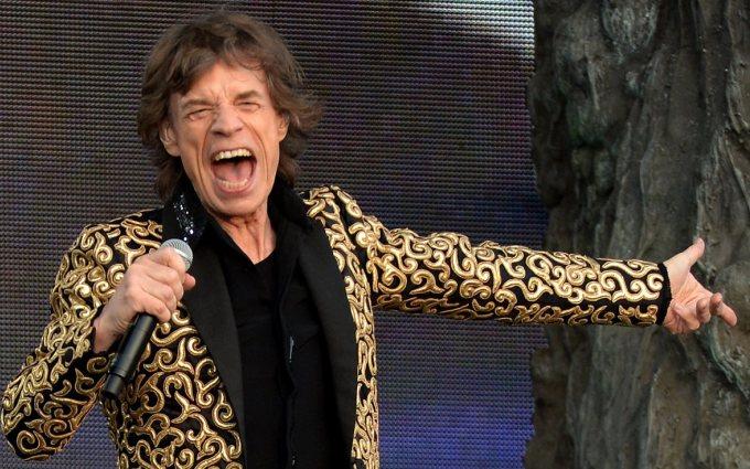 La 73 de ani, Mick Jagger a devenit tata pentru a 8-a oara!