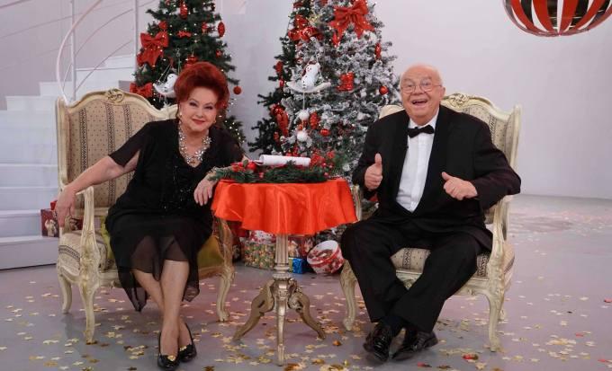 Stela si Arsinel sunt gazdele Revelionului la TVR!