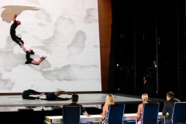 VIDEO: Delecteaza-te la inceput de zi cu acest dans incredibil!