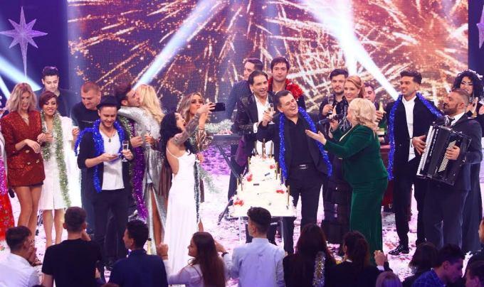 Masti si vedete in programul de Revelion al Antenei 1!