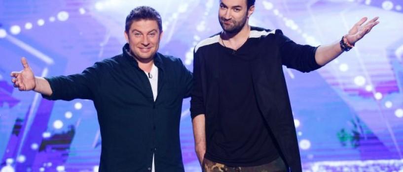 Smiley si Pavel Bartos pot schimba soarta concurentilor in noul sezon Romanii au talent!